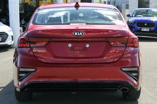 2019 Kia Cerato BD MY19 SI Runway Red 6 Speed Sports Automatic Sedan