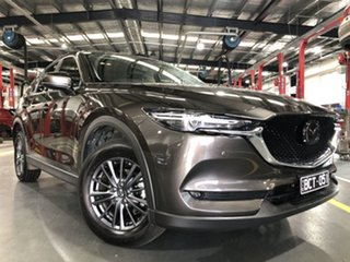 2019 Mazda CX-5 KF2W7A Maxx SKYACTIV-Drive FWD Sport 6 Speed Sports Automatic Wagon.