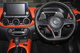 JUKE TI 2WD AUTO ENERGY ORANGE