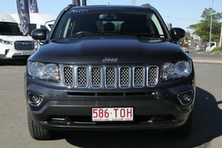 2013 Jeep Compass MK MY14 Limited Maximum Steel/blackleather 6 Speed Sports Automatic Wagon