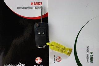 2013 Holden Cruze JH MY14 SRi Red 6 Speed Manual Hatchback