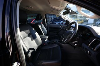 2018 Ford Ranger PX MkII MY18 FX4 Special Edition Black 6 Speed Automatic Double Cab Pick Up