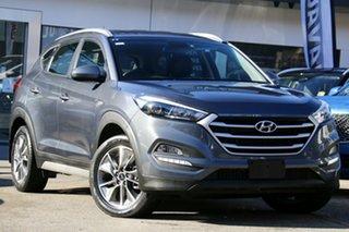 2017 Hyundai Tucson TL MY18 Active X 2WD Grey 6 Speed Sports Automatic Wagon.