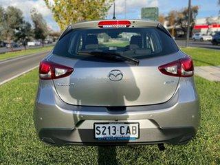2019 Mazda 2 DJ2HAA Maxx SKYACTIV-Drive Silver 6 Speed Sports Automatic Hatchback