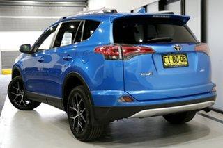 2016 Toyota RAV4 ALA49R GXL AWD Blue 6 Speed Sports Automatic Wagon.