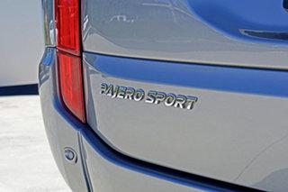 2018 Mitsubishi Pajero Sport QE MY18 GLS Silver 8 Speed Sports Automatic Wagon