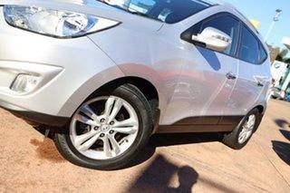 2010 Hyundai ix35 LM Elite (AWD) Silver 6 Speed Automatic Wagon.