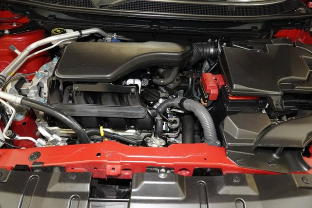 Used Nissan Qashqai J11 Series 2 N-TEC X-tronic Victoria Park, 2018 Nissan Qashqai J11 Series 2 N-TEC X-tronic Red 1 Speed Constant Variable Wagon