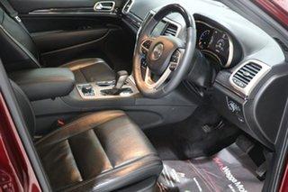 2017 Jeep Grand Cherokee WK MY17 Overland Maroon 8 Speed Sports Automatic Wagon