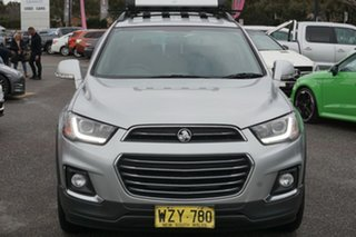2016 Holden Captiva CG MY16 Active 2WD Silver 6 Speed Sports Automatic Wagon.