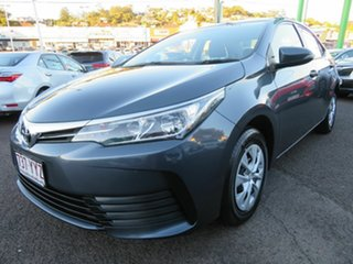 2019 Toyota Corolla ZRE172R Ascent S-CVT Grey 7 Speed Constant Variable Sedan.