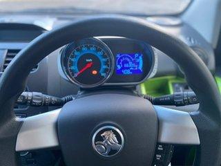 2014 Holden Barina Spark MJ MY14 CD Carbon Flash 4 Speed Automatic Hatchback