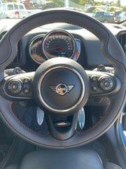 2019 Mini Countryman F60 John Cooper Works Steptronic ALL4 Blue 8 Speed Sports Automatic Wagon
