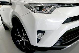 2016 Toyota RAV4 ALA49R GXL AWD Crystal Pearl 6 Speed Sports Automatic Wagon.