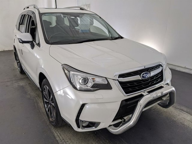 Used Subaru Forester S4 MY15 XT CVT AWD Premium Maryville, 2015 Subaru Forester S4 MY15 XT CVT AWD Premium White 8 Speed Constant Variable Wagon