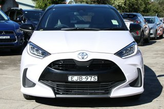 2020 Toyota Yaris Mxpa10R ZR Cherry Blossom - Black Roof 10 Speed Constant Variable Hatchback
