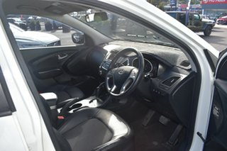 2010 Hyundai ix35 LM Elite AWD White 6 Speed Sports Automatic Wagon
