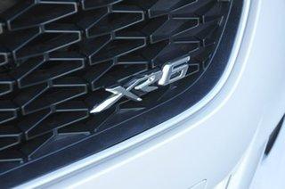 2016 Ford Falcon FG X XR6 White 6 Speed Sports Automatic Sedan