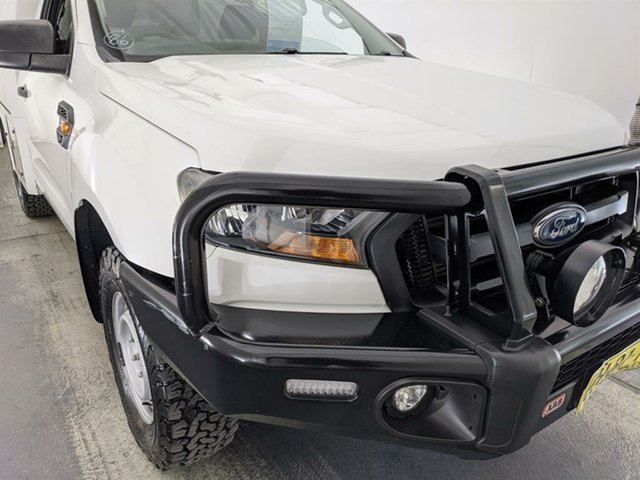 Used Ford Ranger PX MkII XL Maryville, 2017 Ford Ranger PX MkII XL White 6 Speed Sports Automatic Cab Chassis