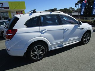 2015 Holden Captiva CG MY16 LTZ AWD White 6 Speed Sports Automatic Wagon.