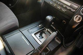 2010 Toyota Landcruiser UZJ200R MY10 GXL Silver 5 Speed Sports Automatic Wagon