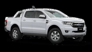 2021 Ford Ranger PX MkIII 2021.25MY XLT Hi-Rider Arctic White 6 Speed Sports Automatic.