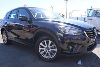 2017 Mazda CX-5 KE1022 Maxx SKYACTIV-Drive i-ACTIV AWD Sport Blue 6 Speed Sports Automatic Wagon.