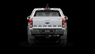 2021 Ford Ranger PX MkIII 2021.25MY XLT Hi-Rider Arctic White 6 Speed Sports Automatic