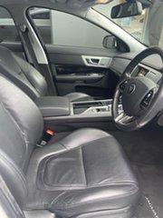2015 Jaguar XF X250 MY15 R-Sport White 8 Speed Sports Automatic Sedan.