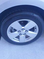 2013 Holden Malibu V300 MY13 CD Silver, Chrome 6 Speed Sports Automatic Sedan