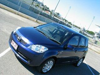 2006 Mazda 2 DY MY05 Upgrade Maxx Blue 4 Speed Auto Activematic Hatchback