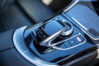 2018 Mercedes-Benz C-Class W205 809MY C300 9G-Tronic Black 9 Speed Sports Automatic Sedan
