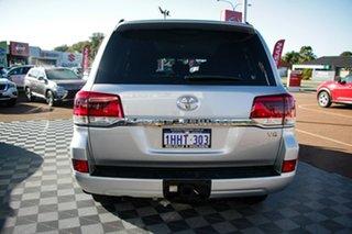 2015 Toyota Landcruiser VDJ200R GXL Silver 6 Speed Sports Automatic Wagon.