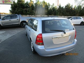 2005 Toyota Corolla ZZE122R Ascent Blue 5 Speed Manual Wagon