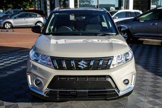 2021 Suzuki Vitara LY Series II 2WD Ivory & Black 6 Speed Sports Automatic Wagon.