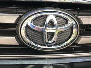 2018 Toyota Hilux GUN126R SR Graphite 6 Speed Manual Cab Chassis.