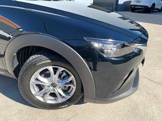 2021 Mazda CX-3 DK2W7A Maxx SKYACTIV-Drive FWD Sport Jet Black 6 Speed Sports Automatic Wagon.