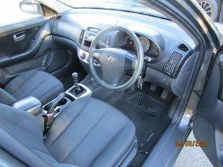 2007 Hyundai Elantra HD SX Grey 5 Speed Manual Sedan