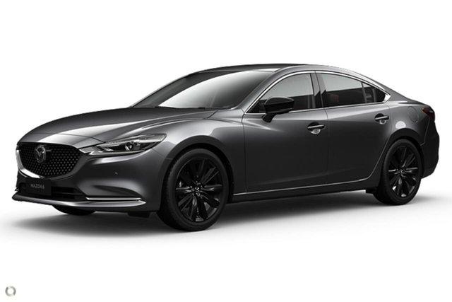 Demo Mazda 6 GL1033 GT SP SKYACTIV-Drive Narre Warren, 2021 Mazda 6 GL1033 GT SP SKYACTIV-Drive Grey 6 Speed Sports Automatic Sedan