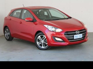 2015 Hyundai i30 GD3 Series 2 Active X 6 Speed Automatic Hatchback.