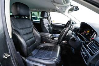 2016 Volkswagen Touareg 7P MY16 150TDI Tiptronic 4MOTION Element Grey 8 Speed Sports Automatic Wagon