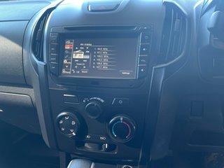 2017 Isuzu D-MAX TF MY17 SX HI-Ride (4x2) White 6 Speed Automatic Cab Chassis