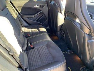 2017 Mercedes-Benz CLA-Class C117 808MY CLA45 AMG SPEEDSHIFT DCT 4MATIC Black 7 Speed