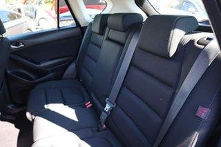 2017 Mazda CX-5 KE1022 Maxx SKYACTIV-Drive i-ACTIV AWD Sport Blue 6 Speed Sports Automatic Wagon