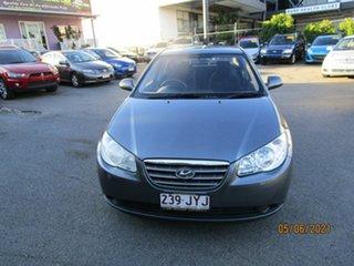 2007 Hyundai Elantra HD SX Grey 5 Speed Manual Sedan.