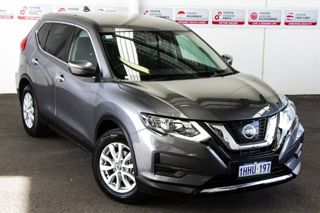 Pre-Owned Nissan X-Trail T32 Series 2 ST (2WD) Myaree, 2019 Nissan X-Trail T32 Series 2 ST (2WD) Grey Continuous Variable Wagon