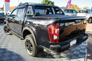 2021 Nissan Navara D23 MY21 Pro-4X Cosmic Black 7 Speed Sports Automatic Utility