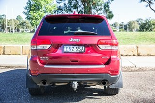 2015 Jeep Grand Cherokee WK MY15 Limited Deep Cherry Red Pearl 8 Speed Sports Automatic Wagon
