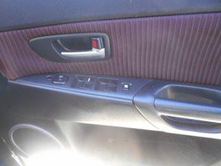 2004 Mazda 3 BK1031 SP23 Black 5 Speed Manual Sedan