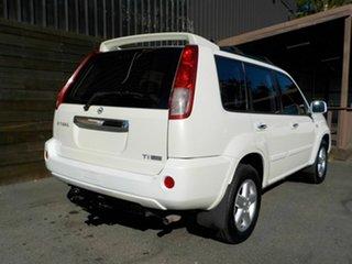 2004 Nissan X-Trail T30 II TI White 4 Speed Automatic Wagon
